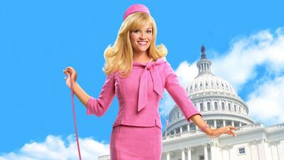 'Legally Blonde 3': Why We Need Elle to Take Over the White House