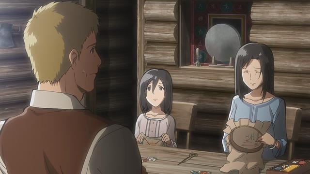Attack on Titan tragic deaths Mikasa's parents The Ackermanss