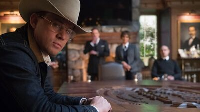 The 'Kingsman: The Golden Circle' Trailer is Here And We're Beyond Excited