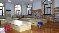宜蘭縣五結鄉立圖書館二樓兒童閱覽室