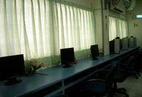 新竹市北區南寮圖書館電腦網路區