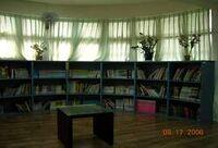 新竹市北區南寮圖書館兒童閱覽區
