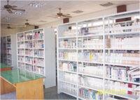 彰化縣社頭鄉立圖書館一樓書庫