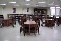 基隆市信義區圖書館閱覽區2