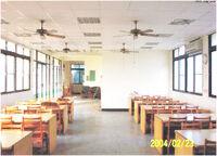 彰化縣社頭鄉立圖書館二樓自修室