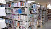 宜蘭縣五結鄉立圖書館二樓書庫