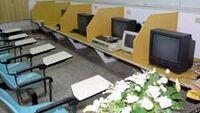 宜蘭縣五結鄉立圖書館一樓視聽室