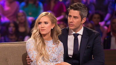 'The Bachelor' Finale: Arie Gets Engaged ... Again