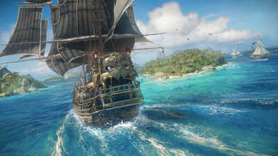 'Skull and Bones' is a Loot-Hungry Online Pirate Adventure