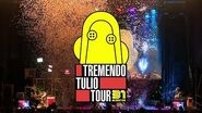 31 minutos - Tremendo Tulio Tour - Making of ensayos