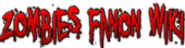 Zombies Fanon Wiki wordmark