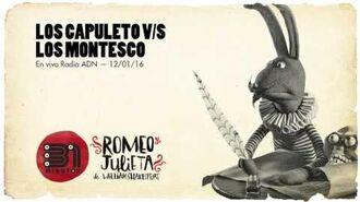 31 minutos - Romeo y Julieta - Los capuleto v s los Montesco (en vivo Radio ADN, 12 01 16, audio)