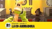 31 minutos - Episodio 1*17 - La co-animadora