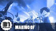 31 minutos - Making of - Video «Péndulo Caótico»