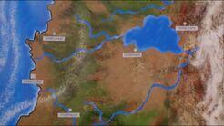 Mapa Geografico