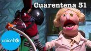 Unicef 31 minutos - Cuarentena 31 - Pandemia