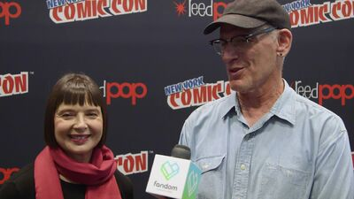 NYCC Interview: Isabella Rossellini and Leslie Bohem of 'Shut Eye'