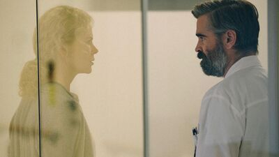 'The Killing of a Sacred Deer' Review: Colin Farrell Excels in Dark Drama