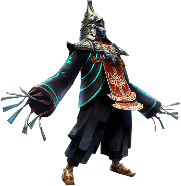 Usurper King: Zant