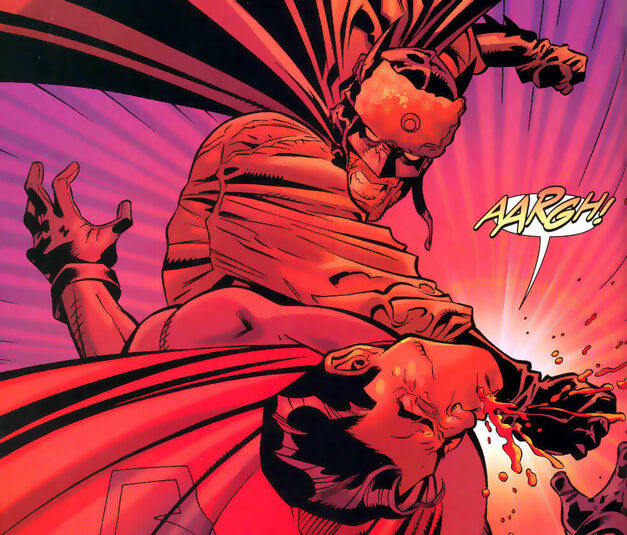 Batman Superman Red Son