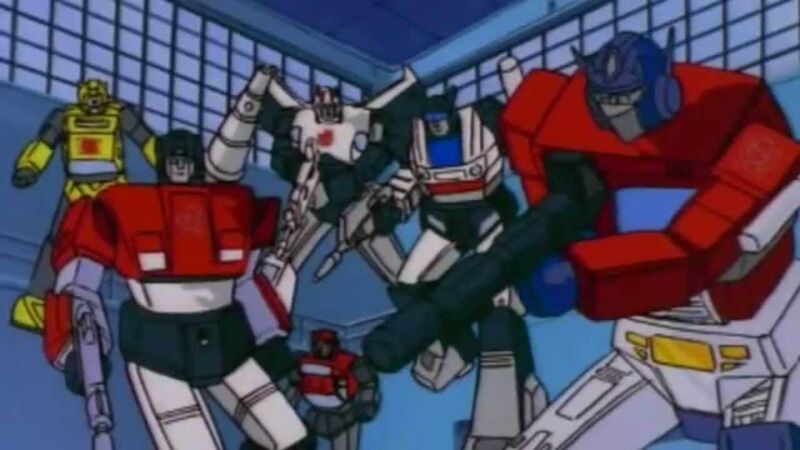 5 reasons the original transformers cartoon is not as great as you