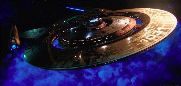 USS Discovery Star Trek Discovery