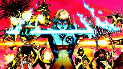 'X-Men' Spinoff 'New Mutants' Gets Some YA Writers