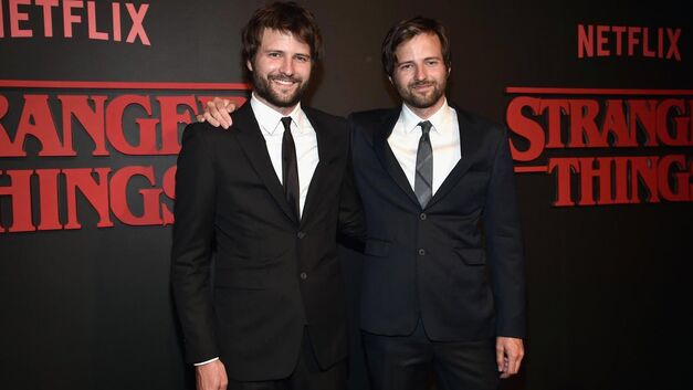 stranger things duffer brothers netflix