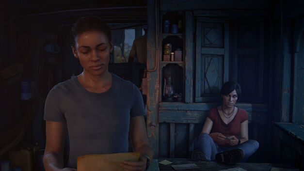 Uncharted: The Lost Legacy Nadine