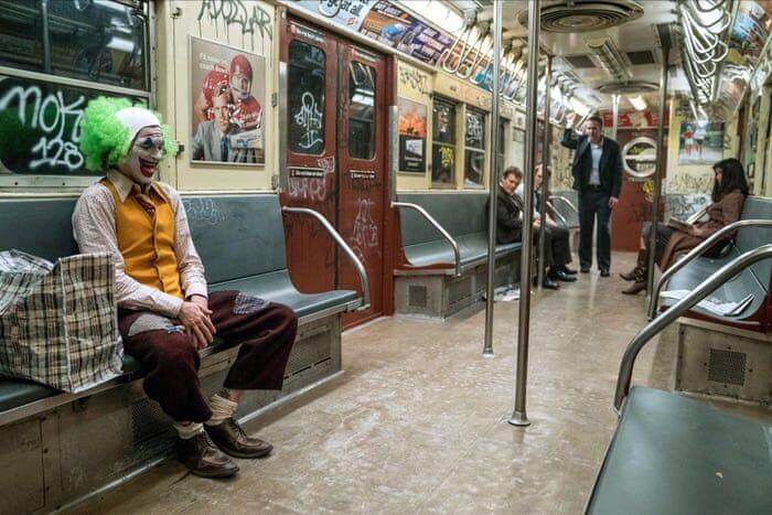 Joker subway