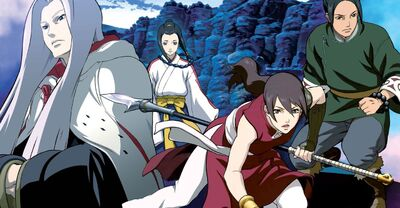'Moribito: Guardian of the Spirit' Belongs in the Great Anime Pantheon