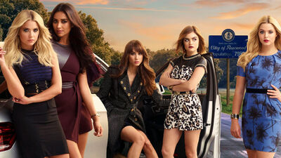 10 Times You Watched 'Pretty Little Liars' and Just Couldn't