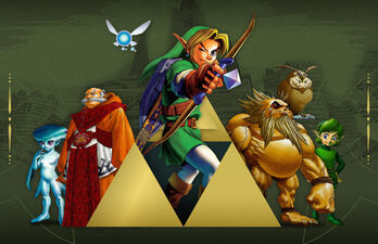 'Ocarina of Time's Inescapable Influence on Modern Gaming