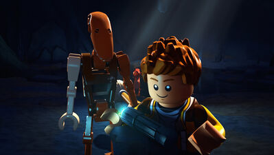 LEGO Star Wars: Meet the Freemakers