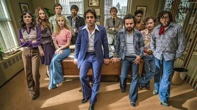 HBO Decides to Cancel 'Vinyl' After All