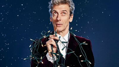 'Doctor Who' Christmas Special Coming to Theaters