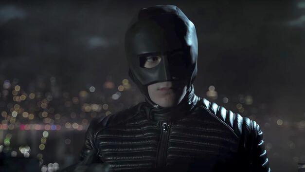 Bruce Wayne in Gotham Season 4.