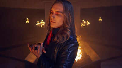 Could 'American Horror Story's Michael Langdon Be Both Antichrist and Supreme?