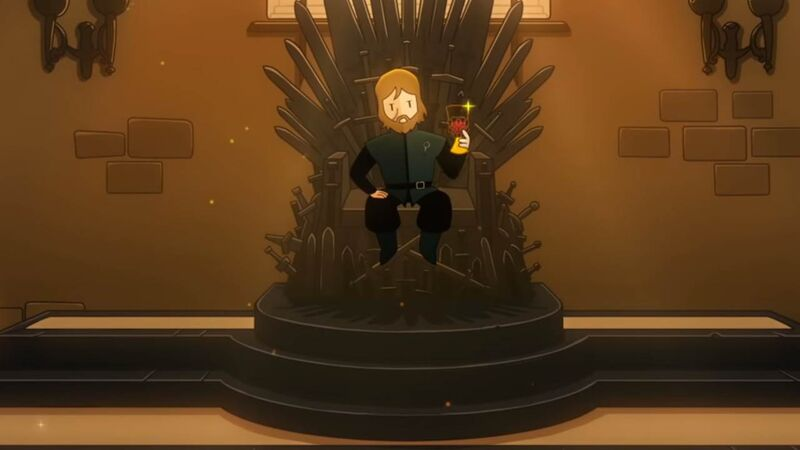 New 'Game of Thrones' Game Lets You Reign Through Tinder