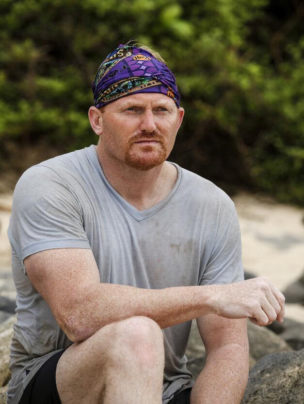 Chris Hammons Survivor season 33 Gen Xers Takali tribe