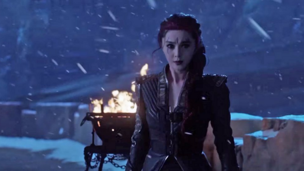 Fan BingBing Blink X-Men Days of Future Past