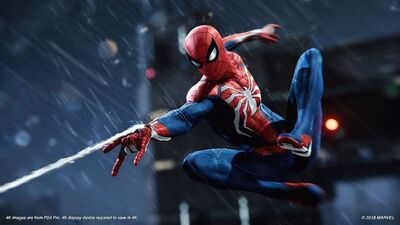 Marvel's 'Spider-Man' on PS4 Fulfilled All Our Web-Slinging Fantasies
