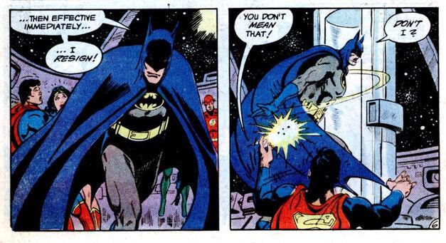 Batman Superman Outsiders