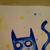 Chat bleu