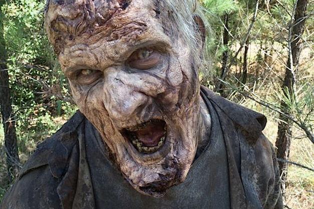 THe Walking Dead Scott Ian