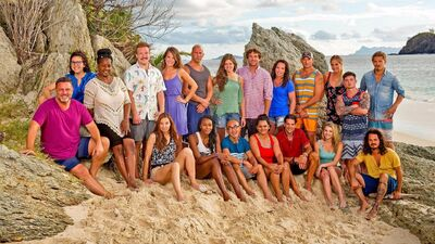 They're Back! Meet the Survivor: Game Changers Cast