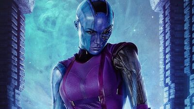 Karen Gillan Explains Why GOTG's Nebula is Just Misunderstood
