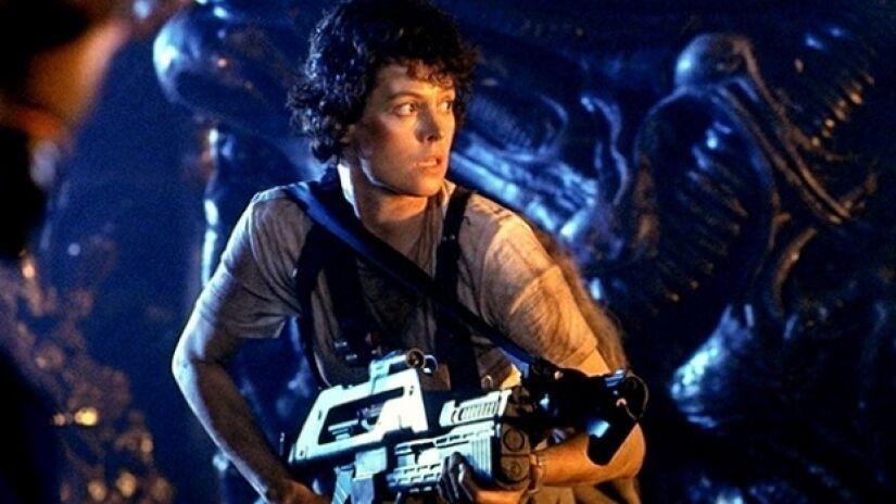 Ellen Ripley in Alien
