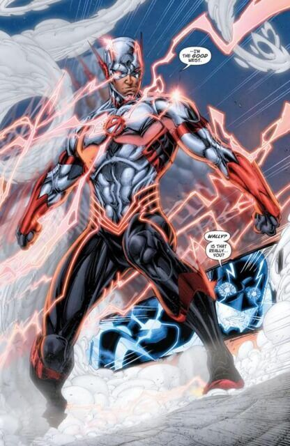 Wally West The Flash New 52