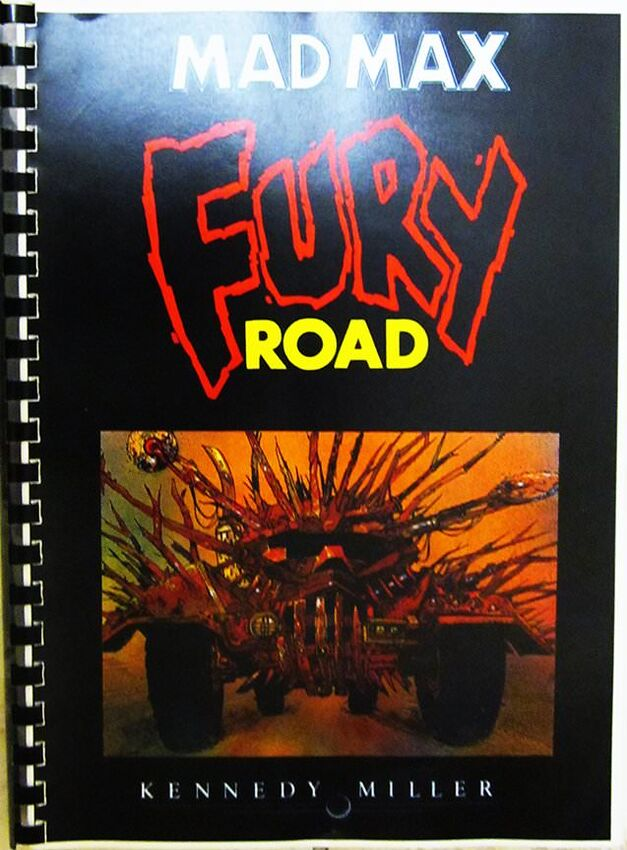 Fury Road Pitch Document